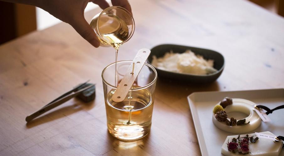 【香氛】大豆蠟燭基本課